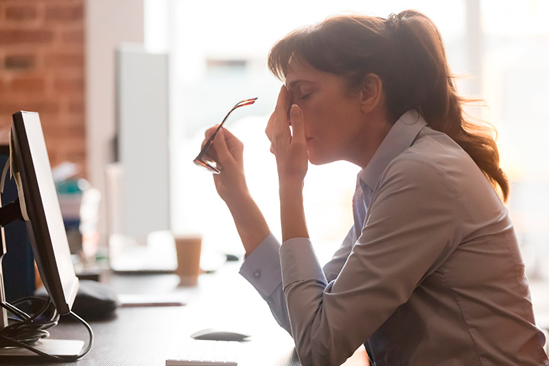 Dia da mulher no trabalho - Medo de falar sobre o assunto