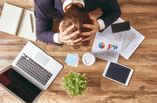 Saúde mental dos colaboradores